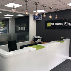 St Barts Finance Ltd