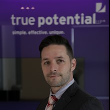 Adam McCarthy at True Potential Wealth Management